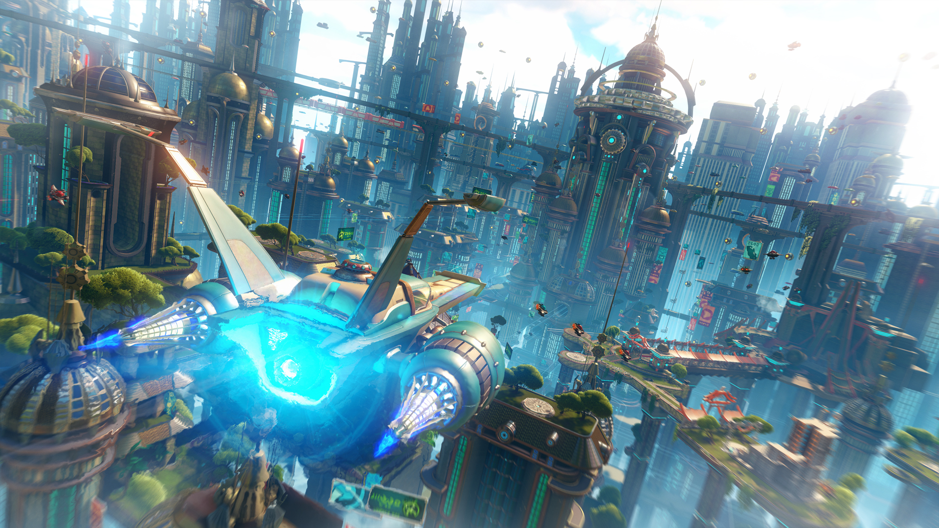 Ratchet and Clank for PS4 Review