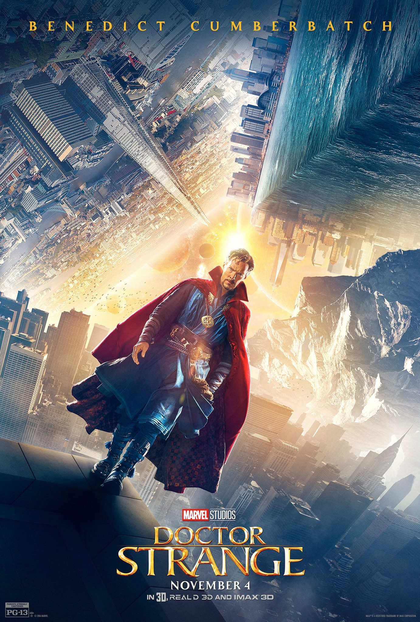 A Mind Bending New Chapter in the Marvel Universe-Doctor Strange Review
