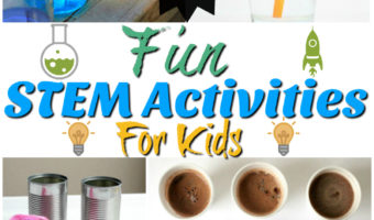 15 STEM Activities For Kids