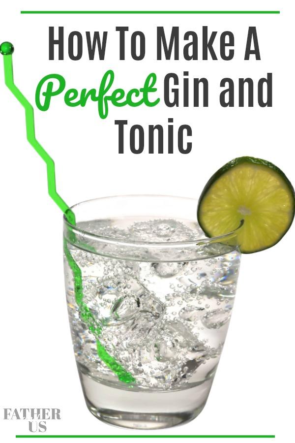 Gin and Tonic Pin