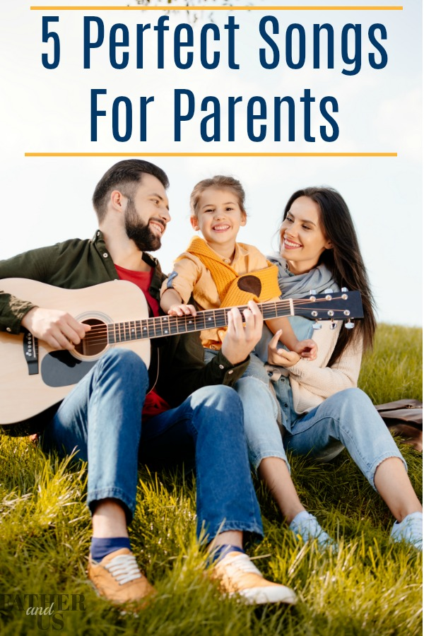 Parent Child Song Pin