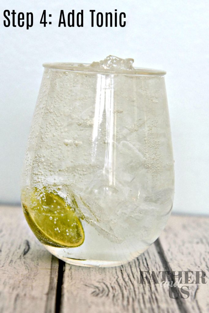 Perfect Gin and Tonic
