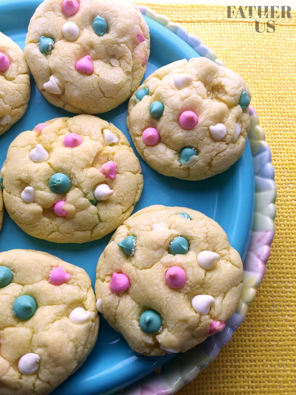 Easy Lemon Cookies Recipe