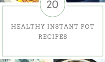 Healthy Instant Pot Recipes-20 Easy and Delicious Options