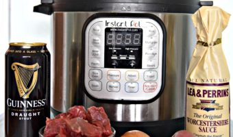 Easy Instant Pot Irish Stew with Guinness
