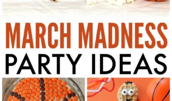 March Madness Party Ideas: Recipes and Decorations