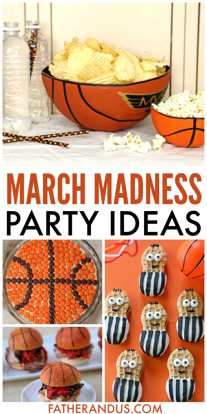 March Madness Party Ideas