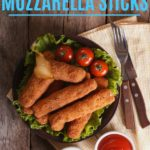 Mozzarella Sticks Pin