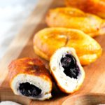 Blueberry Pies Air fryer Recipe