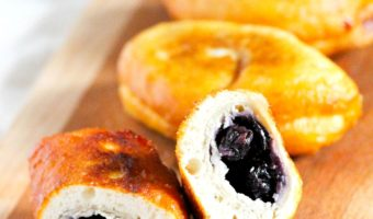 Airfryer Blueberry Hand Pies