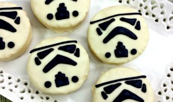 Storm Trooper Star Wars Treats