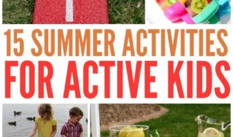 Fun Summer Activities For Kids-Father and Us