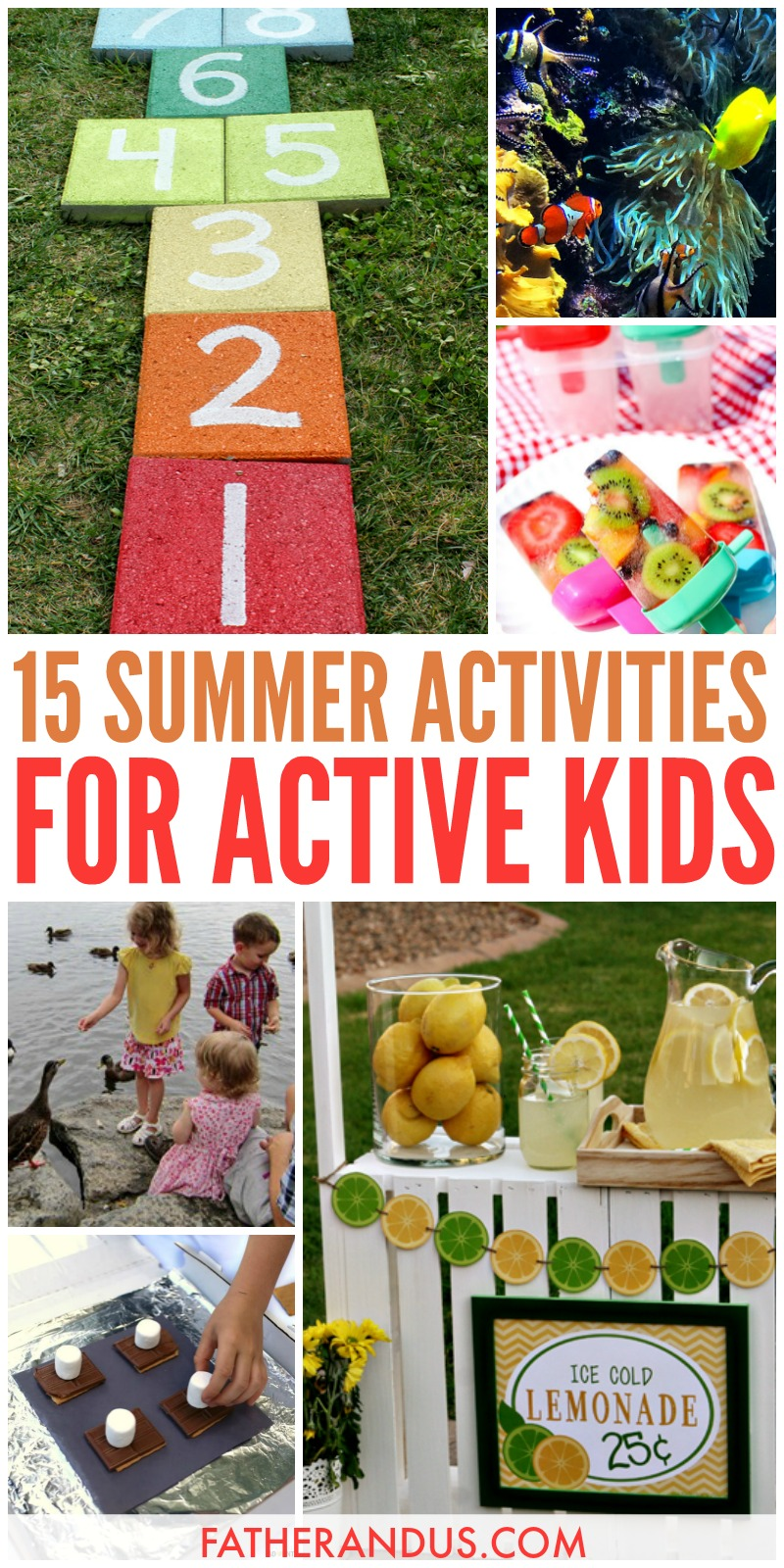 Summer Activities With Kids