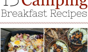 15 Easy Camping Breakfast Ideas