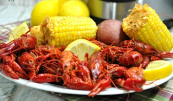Instant Pot Crawfish Boil Recipe