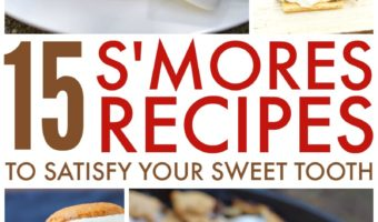 15 S'mores Dessert Recipes