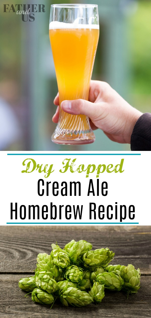 Dry Hopping Cream Ale