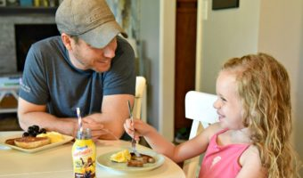 4 Tips To Give Your Kids a Balanced Breakfast Every Morning