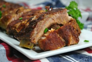 Instant Pot Pork Ribs
