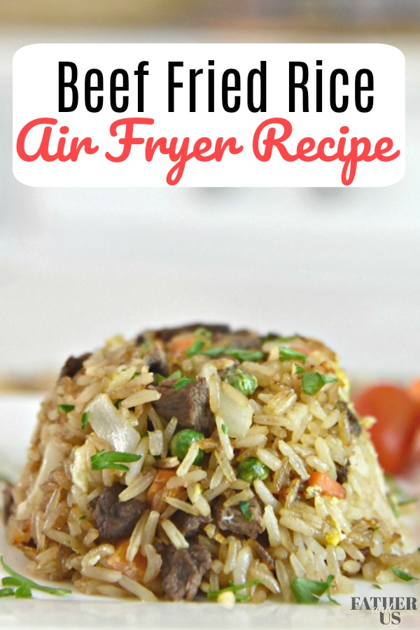 Beef Fried Rice Pin