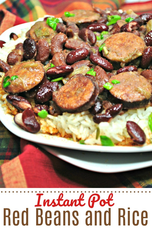 Red Beans and Rice Pin