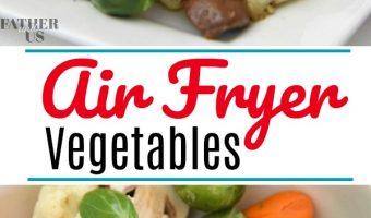 Easy Air Fryer Vegetables Recipe