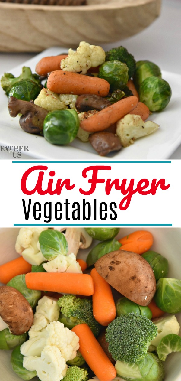 Air Fryer Veggies