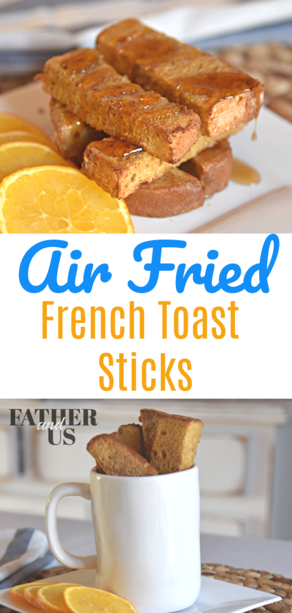 Air Fryer French Toast Pin