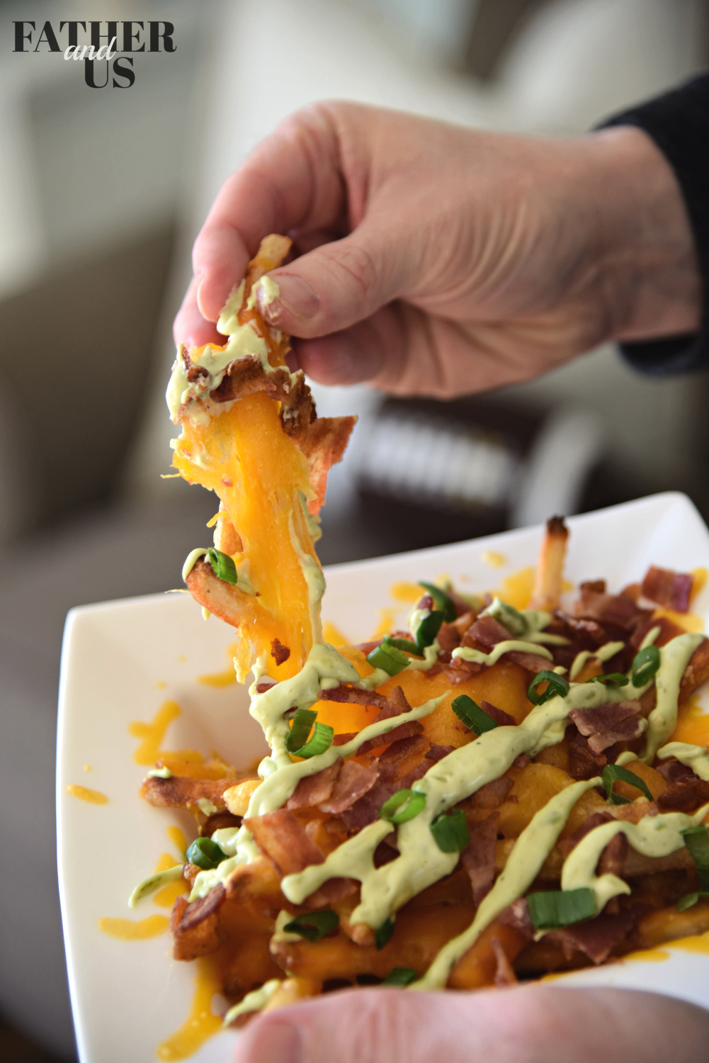 loaded french fries recipe
