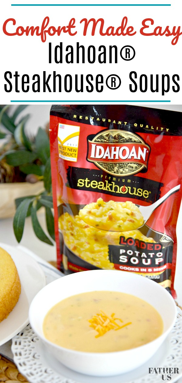Idahoan Soup Pin