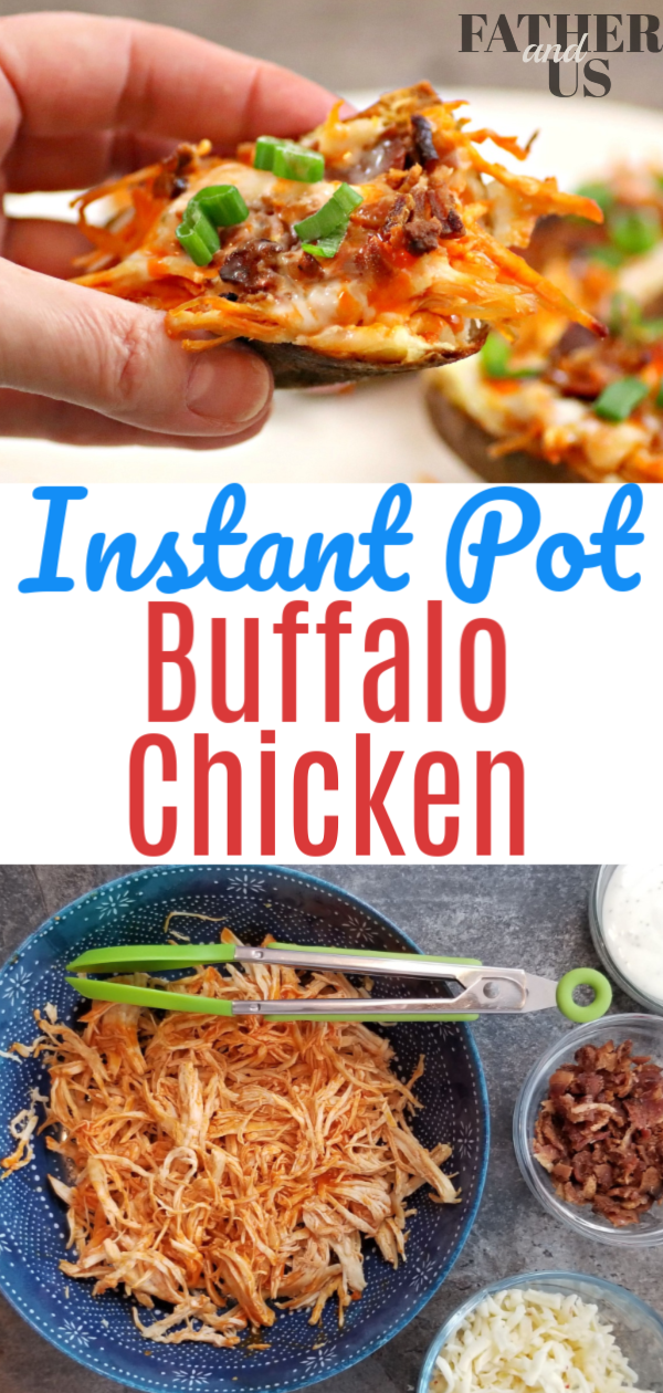 Instant Pot Buffalo Chicken Pin