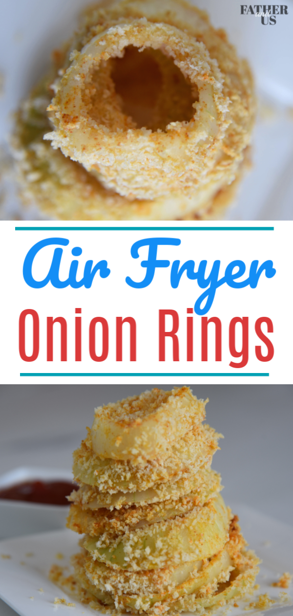Onion Rings Pin