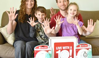 Fire Safety For Kids: 5 Tips To Get Everyone Involved In Fire Safety With First Alert