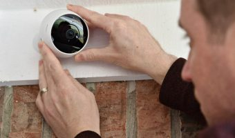 Improving Home Security With Logitech Circle 2 Wire-Free Camera