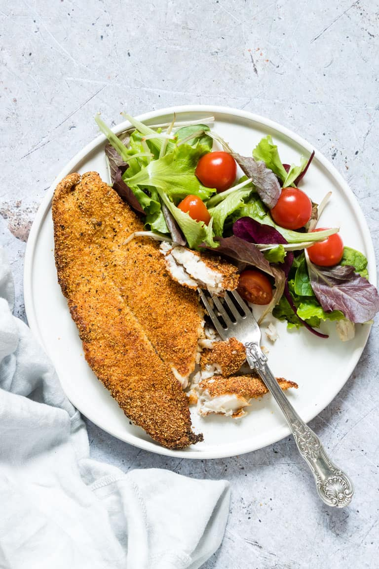 Air Fryer Southern Catfish