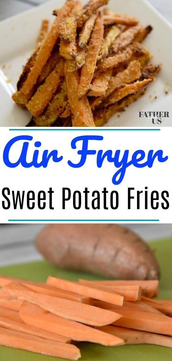 Sweet Potato Fries Pin