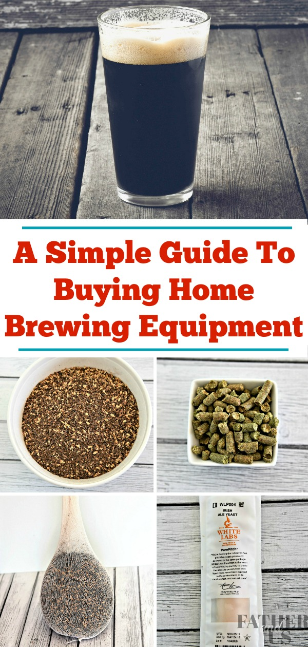 Home Brewing Equipment Pin