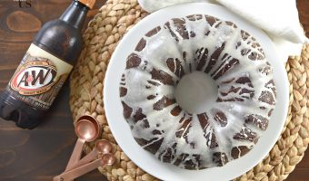 Sweet Summer Memories With A&W® Root Beer Bundt Cake