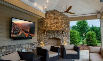 A Weatherproof TV For My Patio?  Yes Please!