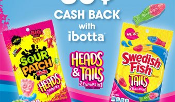 NEW Sour Patch Kids Heads & Swedish Fish Tails