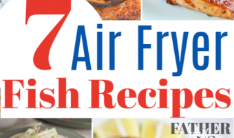 7 Healthy Air Fryer Fish Recipes