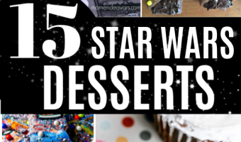 15 Fun and Easy Star Wars Desserts