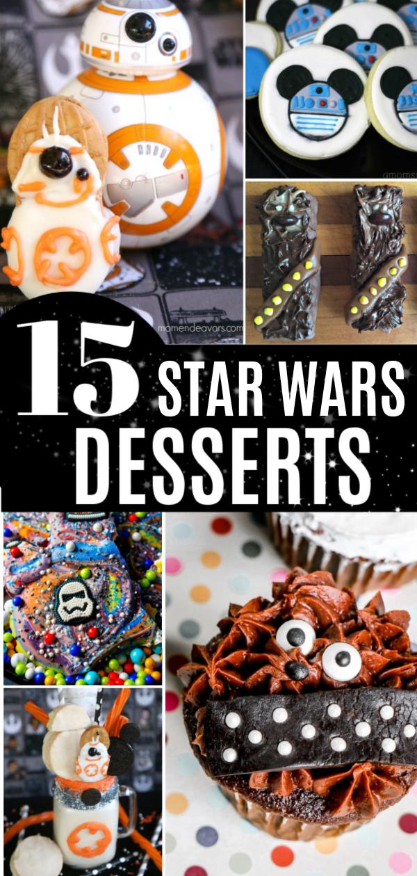15 Star Wars Desserts