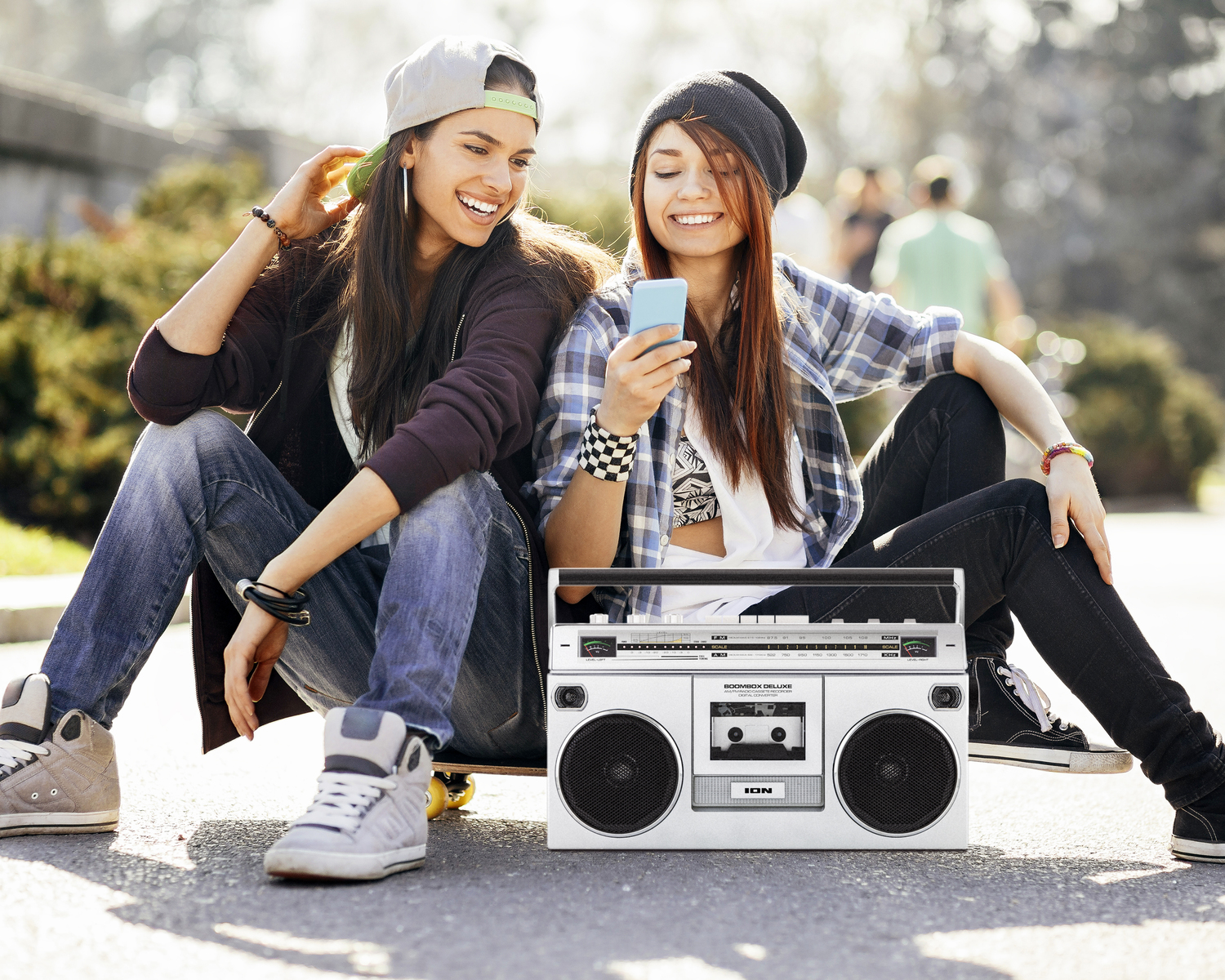 Bluetooth Boombox from ION