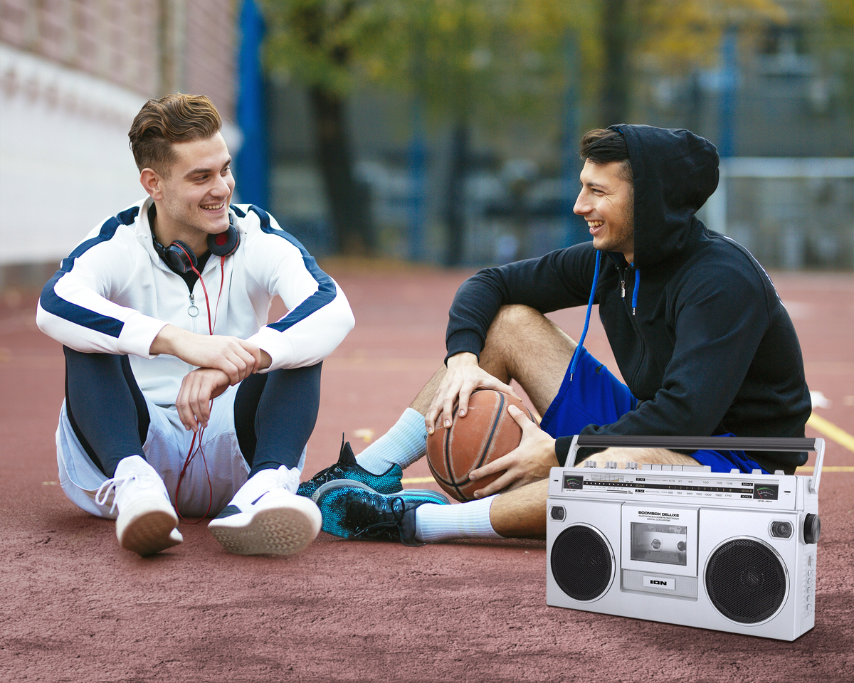 ION Boombox Bluetooth