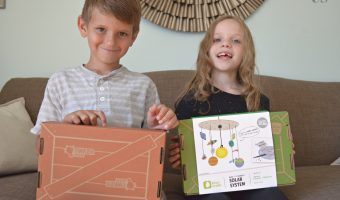 Fun and Creative STEAM Activities with KiwiCo Crates
