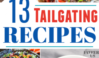 15 Tailgating Recipes For Game Day