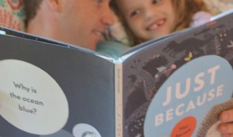 Why All Dads Should Read with Their Kids