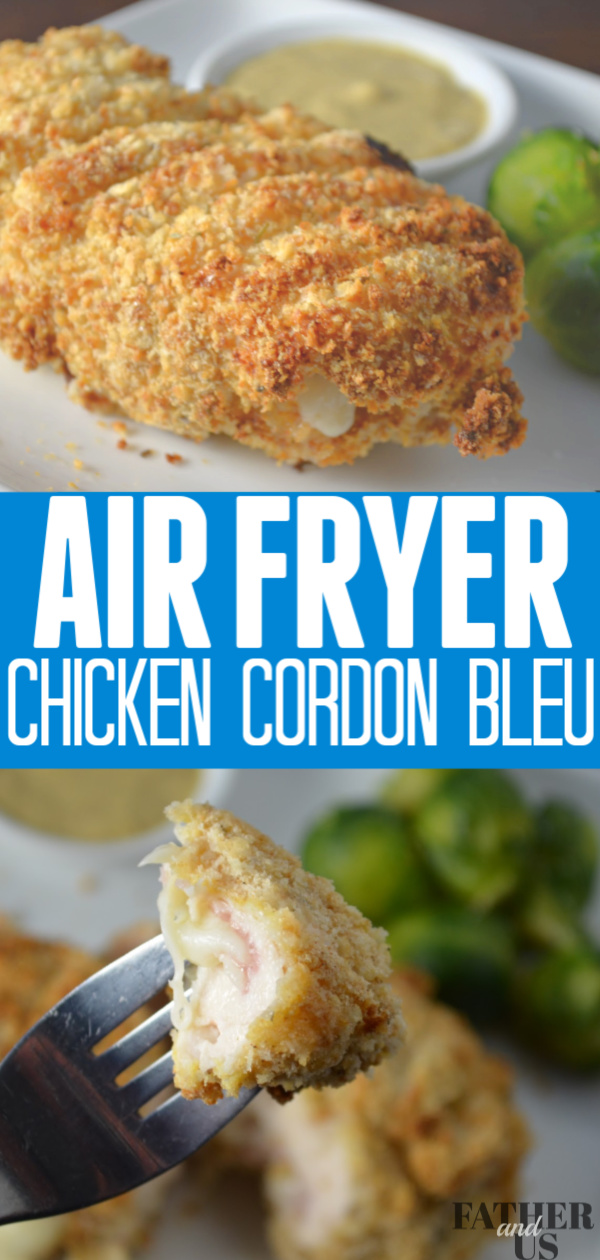 Air Chicken Cordon Bleu Pin 1