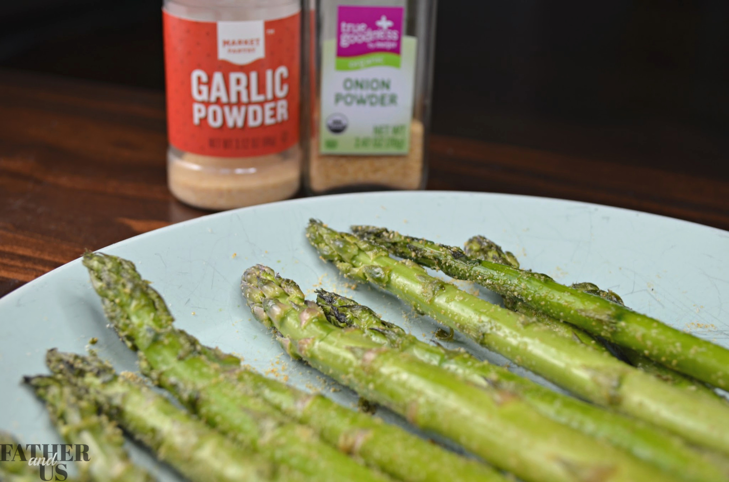 Air Fryer Asparagus Instructions 2
